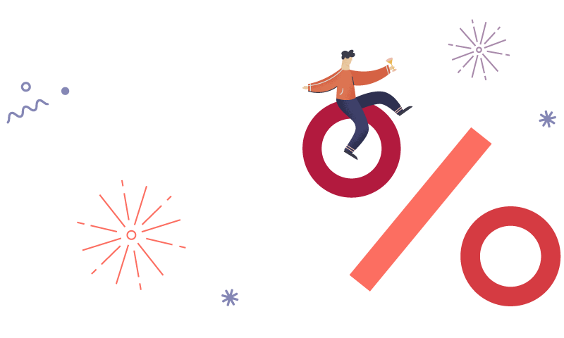 colibri-percent-illustration