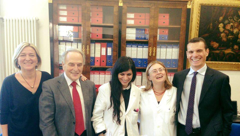 medici dirigenti Villa Bellombra e Santa Viola