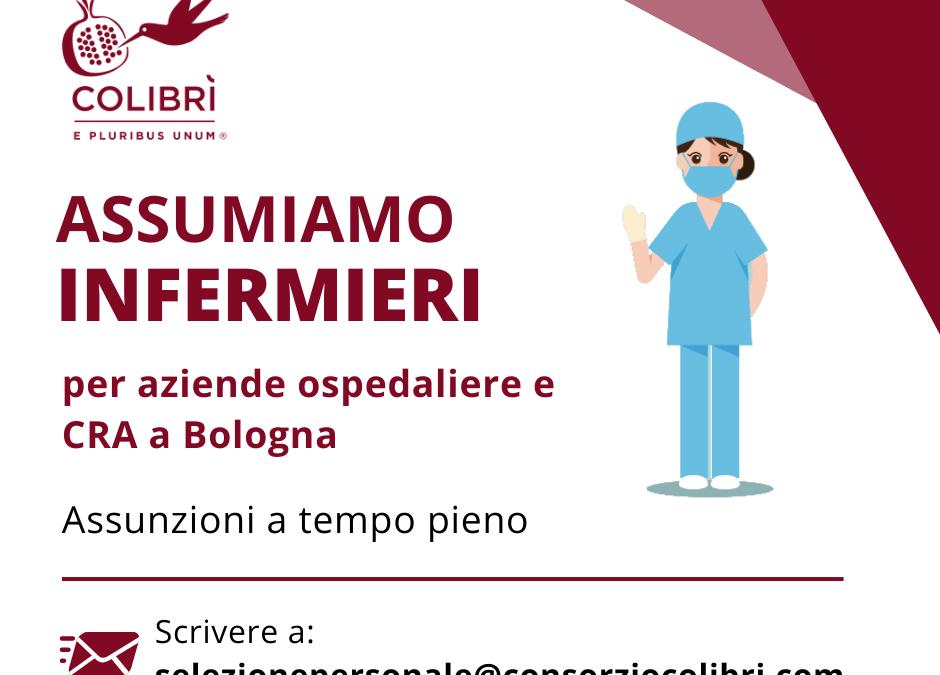 Assunzione Infermieri Bologna
