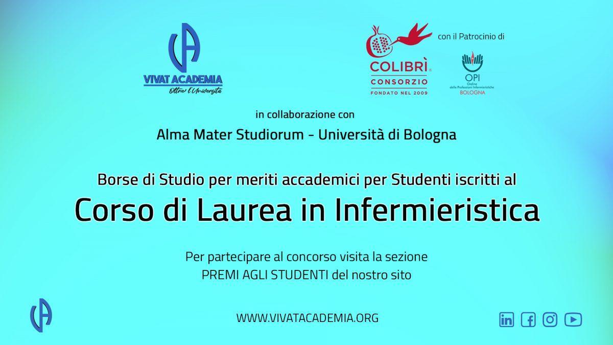 Bando per infermieri_Colibrì, Vivat Academia e UNIBO